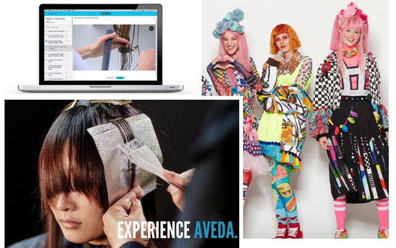 Experience Aveda.