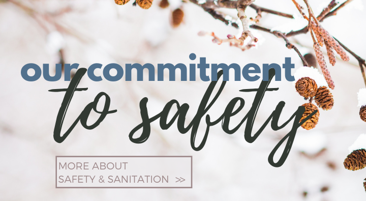 Aveda Institute Portland is committed to safety and sanitation during covid 19 and everyday. see the precautions we are taking to keep our community safe.