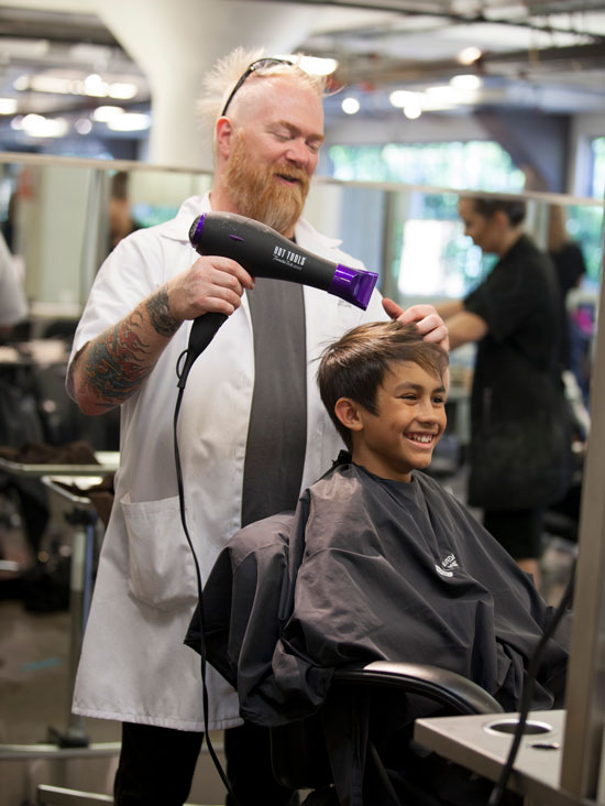 Free Haircuts For Kids, Back To School, Salon, Portland, School, Haircuts