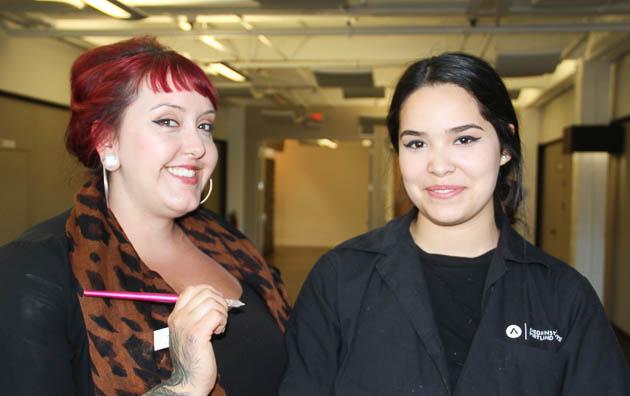 Aveda Beauty School PDX HowToTips EyeLiner Makeup School Hair Makeup