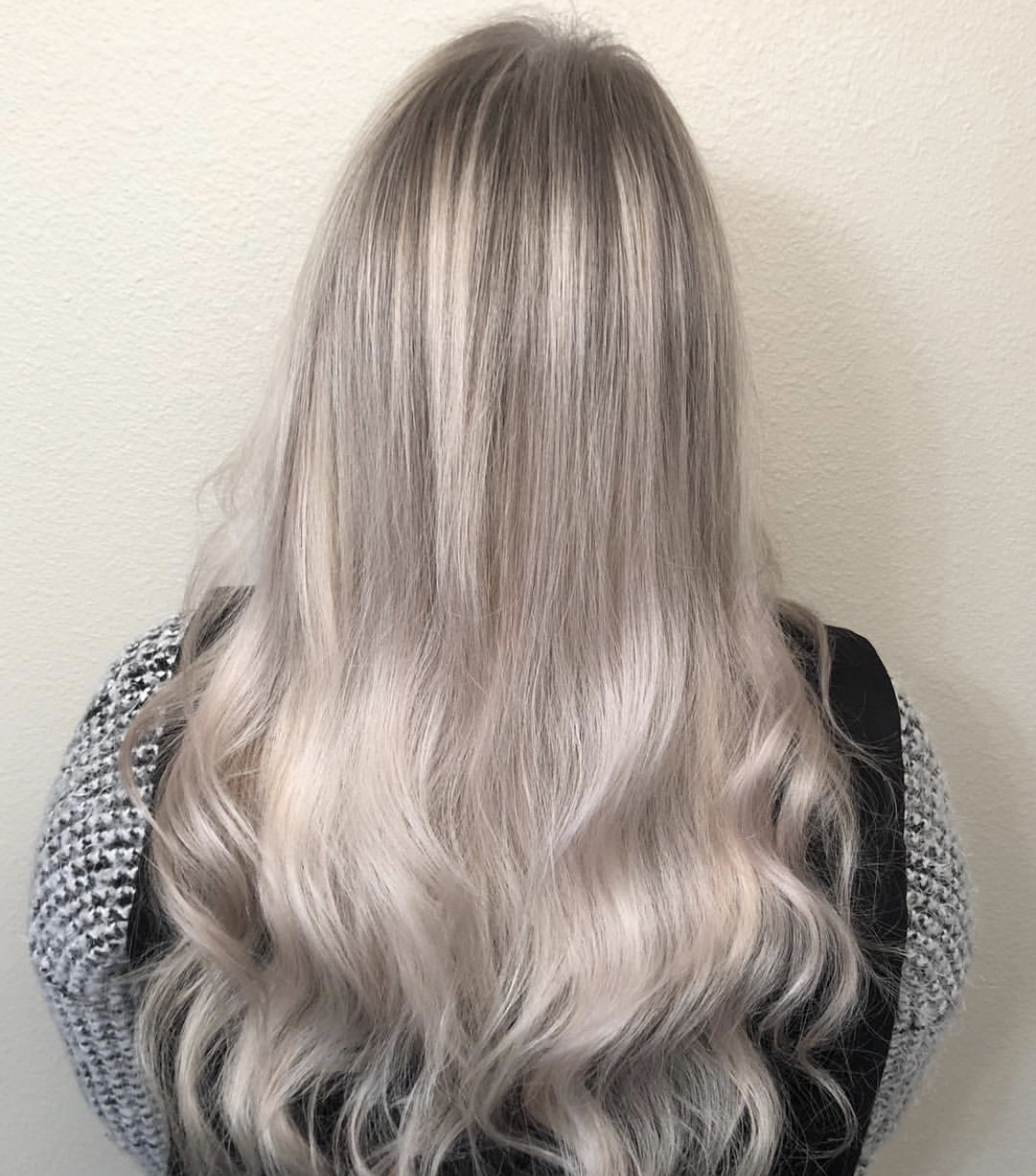 blonde, platinum, icy, elsa, frozen, hair, color, student work, aveda, institute, pdx