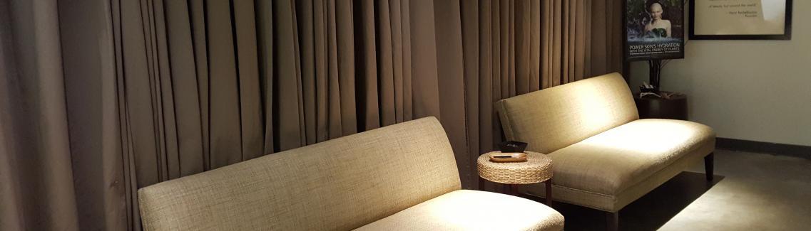 Spa Lounge, Aveda Institute Portland