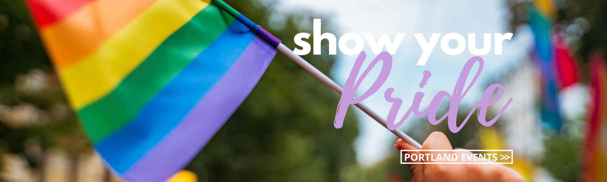 Show your pride for pride month at aveda institute portland