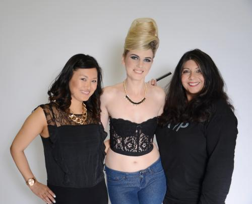 Dosha Creative Team, Makeup, Dosha Salon Spa, Aveda Portland Insitute Instructors, Beauty school, AIP, Aveda Instittute Portland
