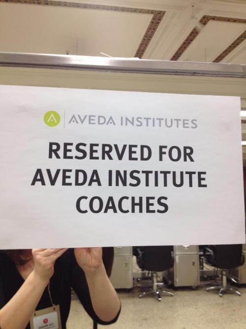 Aveda Coach