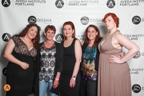 Hair, makeup, Editorial, Aveda Institute Portland,Catwalk for Water