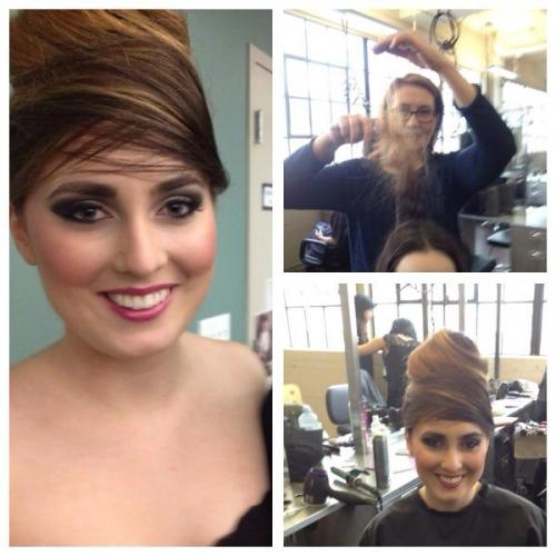Beehive Styling