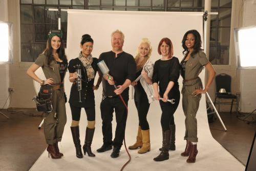 Dosha Creative Team, Western Star Photoshoot
