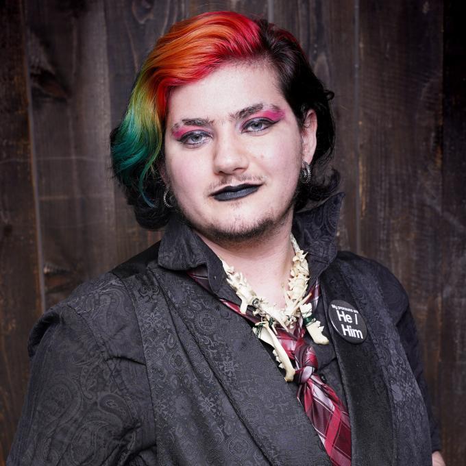 Aveda Institute Portland Cosmetology Retail advisor Isabella Lane